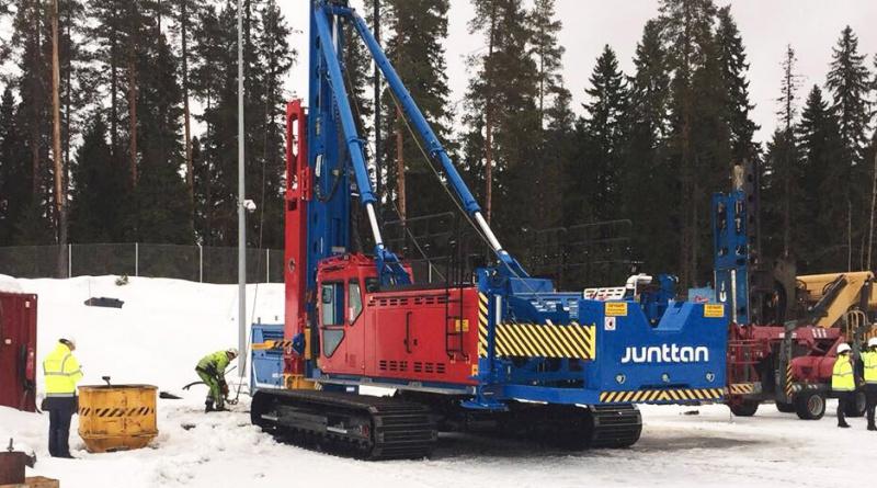 Nieuwe Junttan PMx 22